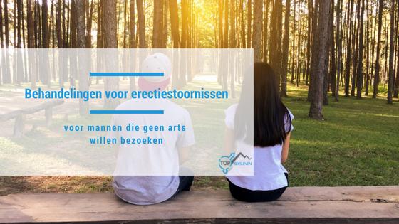 Behandelingen voor erectiestoornissen